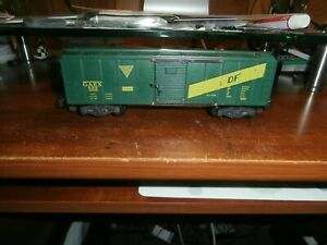 AMERICAN FLYER S SCALE BOXCAR--GEMERAL AMERICAN-922