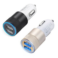 2PC Dual USB Smart Quick Autolade Car Charger for Apple iphone 6 6s Plus 5 5S