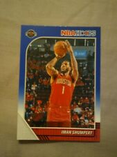 Iman Shumpert Panini NBA Hoops Blue Insert Card