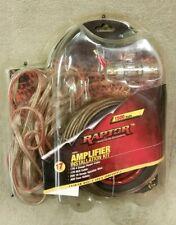 Raptor Amplifier Installation Kit 17 Feet