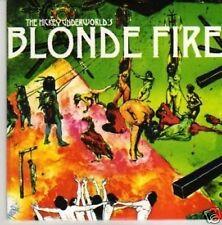 (571U) The Hickey Underworld, Blonde Fire - DJ CD