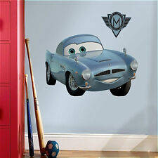 Finn McMissile Disney CARS 2 wall stickers MURAL 32 inches big room decor