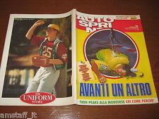 AUTOSPRINT 1991/21=RALLY ISOLA D'ELBA=JACK BRABHAM=CESARE FIORIO E LA FERRARI=