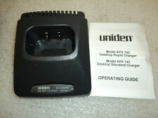 UNIDEN APX143 APX 143 Charger  WITHOUT Adaptor For APX1120 battery packs 1120