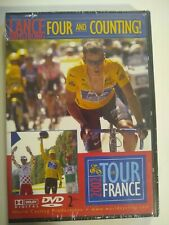 New Tour de France 2002 2-Disc Lance Armstrong Four and Counting-Sealed!!!
