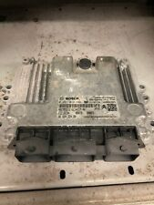 Peugeot Bipper CITROEN Nemo Engine computer unit  ECU  9666432480  0281014444