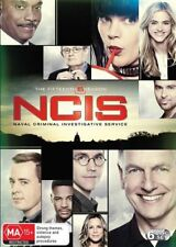 NCIS SEASON 15 FIFTEENTH AUSTRALIAN RELEASE REGION 4 BRAND NEW & SEALED