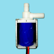 DC 12V Micro Electric Solenoid Valve N/C Normally Closed Mini Water Air Valve