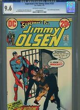 Superman's Pal Jimmy Olsen #155 CGC 9.6 (1973) Nick Cardy Cover