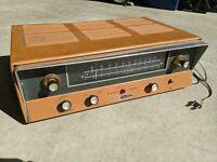 Vintage Heathkit Stereo Tuner Model AJ-12 - PARTS / NOT WORKING