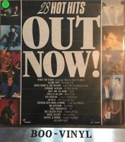 OUT NOW !!  28 HOT HITS  VARIOUS ARTISTS DOUBLE LP VINYL FREE UK P & P