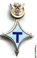 SAHARIEN. 2 eme Cie Saharienne de Transmissions, CST. H. 595. Fab. Drago Paris