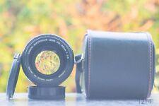 Canon FD Soft Focus 85mm f2.8 - fd Mount objetivamente F. Sony NEX, MFT puede ser adaptado