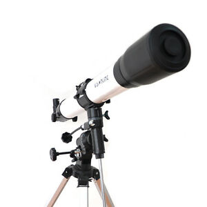 Visionking 80-900 Refractor Astronomical Telescope Star Planet Finder+ Mount