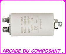 CONDO CONDENSATEUR DEMARRAGE MOTEUR 450V 10MF - KARCHER - GROUPE ELECTROGENE