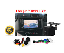 Reverse Camera NTSC Kit to suit Toyota Landcruiser VDJ79R 70 79 Factory Screen