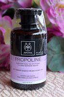 Apivita Propoline anti-dandruff shampoo 250 ml-8.45Fl.Oz. For dry-colored hair.