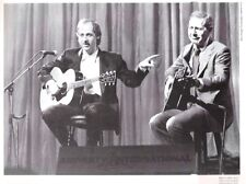 MARK KNOPFLER & CHET ATKINS magazine PHOTO/Poster/clipping 9x7  inches