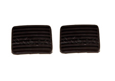 HYUNDAI GETZ BRAKE AND CLUTCH PEDAL PAD KIT SUITS ALL GETZ MODELS 3/03-ON