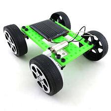 Hot Electric Solar Toy Car Mini DIY Educational Solar Toy Assembly Car