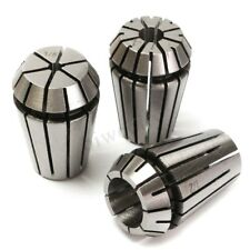 """3pcs ER20 1/8"""" 1/4"""" 1/2"""" Spring Collet Chuck Lathe Milling CNC Engraving Holder"""