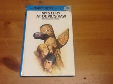 Mystery At Devil's Paw Hardy Boys Hardback Book By Franklin W Dixon