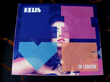 Slip Double: Kelis : In London : Live At Somerset House 2014 : 2CDs
