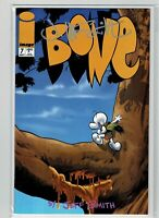 Bone #7 1996 Jeff Smith Signed Image Comics