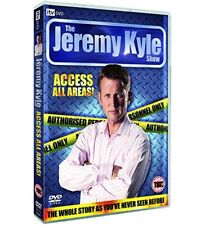 [DVD] Jeremy Kyle: Access All Areas