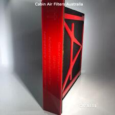 CABIN AIR POLLEN FILTER fits HOLDEN COLORADO RC 2008-2012 BREATHE CLEAN AIR