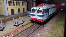 ACME 60473 E632 001 Livrée bleu/gris,sans socs de charrue,routeurs bois Faiveley