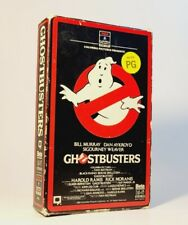 Ghostbusters -1984 (Betamax Tape, 1985) GDC Tested! Bill Murray, Beta Hi-Fi