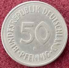 Alemania 50 Pfennig 1970 F (D1004)
