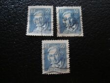 FRANCE - timbre yvert et tellier n° 295 x3 obl (A5) stamp french (T)