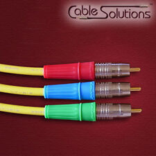 Canare LV-61S Pro Series Component Video Cables 4m