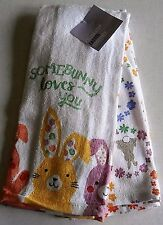 """EASTER KITCHEN TOWELS 2 pack 16.5"""" x 26"""" 100% Cotton"""