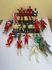 Mighty Morphin Power Rangers Lot Of 20