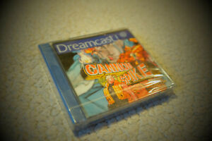 Cannon Spike Sega DC Dreamcast PAL - BRAND NEW FACTORY SEALED - MINT - VERY RARE
