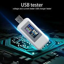 10 in 1 Digital Dispay DC USB Tester Current Voltage Charger Voltmeter