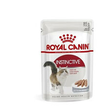 Royal Canin Instinctive 3oz of Food for Cats Bocaditos in Sauce or Gelatin