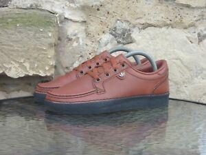 2017 Adidas McCarten SPZL UK6 / US6.5 Brown Spezial Originals Leisure Shoe