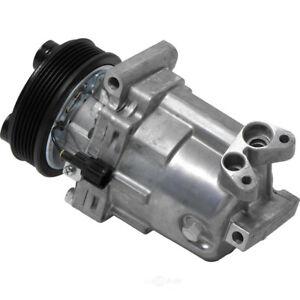 A/C Compressor-SL, Auto Trans, Eng Code: MR18DE, 4 Speed Trans, Transaxle UAC