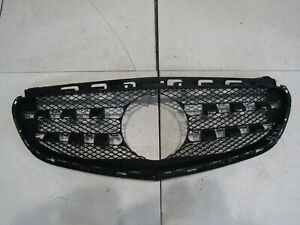 MERCEDES E CLASS W212 AMG FRONT GRILL P/N: A2128850822 REF 02H23