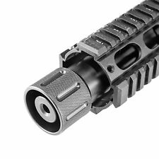 TM6 Tactical Modular Ultra Low Concussion Muzzle Brake +Crush 5/8-24 .300 .308