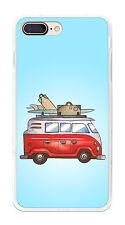 Cover Gel TPU for IPHONE 7 plus/8 plus Drawing Van