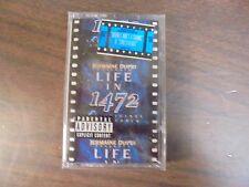 """NEW SEALED """"Jermaine Dupri"""" Life in 1472  Cassette Tape (G)"""