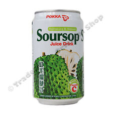 POKKA SOURSOP JUICE DRINK - 24 X 300ML