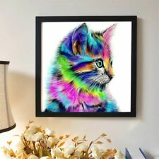 Full Drill Animal 5D Diamond Painting Kits Cross-Stitching Embroidery Art Crafts