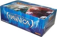 MTG Magic The Gathering RETURN A RAVNICA sellada caja de refuerzo inglés