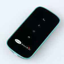 NEW PORTABLE WIRELESS 3G WIFI ROUTER MODEM MIFI MOBILE HOTSPOT/W SIM CARD SLOT